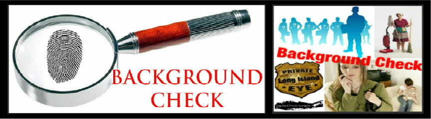 background check long island