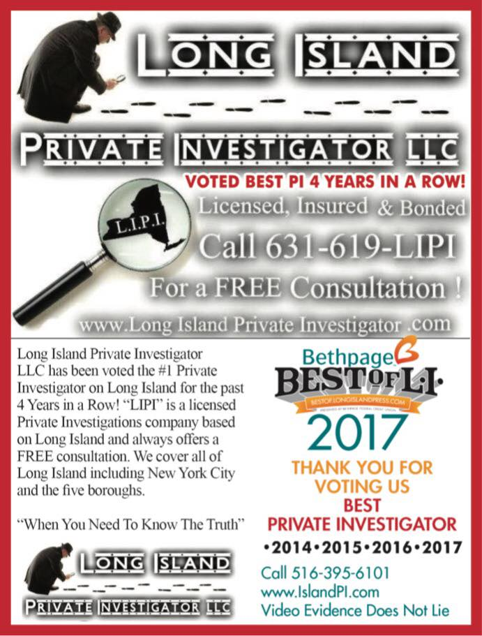 Long Island Private Investigator LLC - Nassau County or
